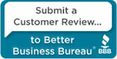 Review us on Better Business Bureau